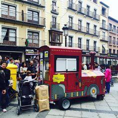 #톨레도#꼬마기차 #소코도베르광장 에서 출발해서 톨레도 외곽을 한바퀴 돌아주는 기차당 #소코뜨렌#마드리드#스페인#여행#toledo#tren#plazazocodover#zocodover#madrid#spain#travel#viaje by jy_ouo