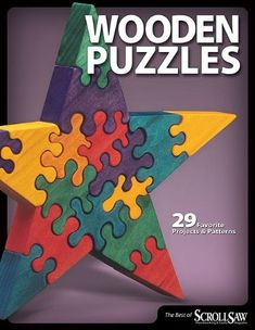 Bestseller Books Online Wooden Puzzles: 31 Favorite Projects & Patterns (Scroll Saw Woodworking & Crafts Book)  $12.2  - http://www.ebooknetworking.net/books_detail-1565234294.html
