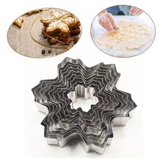 Cheap tool for coaxial cable, Buy Quality tool doll directly from China tool bbq Suppliers: 9pocs/set Stainless Steel Snowflake Fondant Cake Molds Cookie Cutter Set Baking Decorating Tools Diy