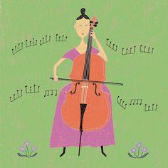 """サノマキコ on Instagram: """"『woman playing cello』 (2020年「しまたねしゃ四重奏」展示作品) ・  #サノマキコ #イラスト #イラストレーター #illustration  #illustrator #チェロ  #チェロ奏者#cellist #しまたねしゃ #しまたねしゃ四重奏…"""" Cello, Illustration, Disney Characters, Fictional Characters, Aurora Sleeping Beauty, Disney Princess, Movie Posters, Instagram, Film Poster"""