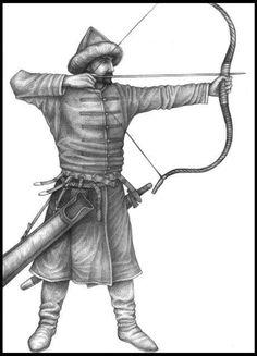 Magyar archer by László Gyula (if I'm wrong, than pls correct me)