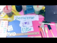 The Girl and the Dreamcatcher - Someone You Like (Official Lyric Video) - YouTube