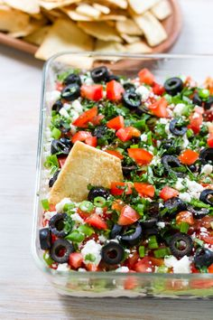 This Healthy 7-Layer Dip is so delicious it's ridiculous. Will be a new favourite in this home. http://www.weightlosejumpstarts.org/food-pyramid-explanations/
