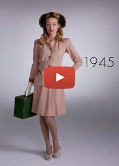 This viral video of fashion for 100 years will take your breath away