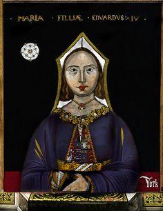 maud chaworth   Maria de York