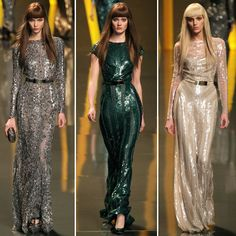 LOVING Elie Saab Autumn/Winter 2012 dresses.