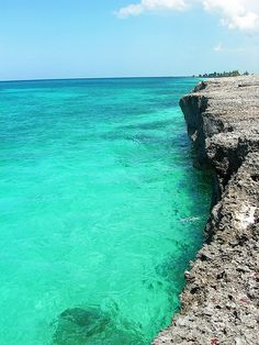 Cayo Guillermo, Cuba amazing water color. I bet its as warm as a bathtub
