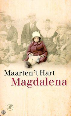 Magdalena, Maarten 't Hart (juli 2015)