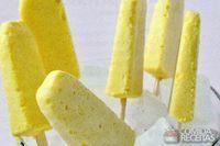 Receita de Picolé de milho verde - Comida e Receitas
