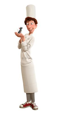 The human characters in Ratatouille were designed and ...