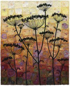 Autumn Umbels (umbels 14) by Kirsten Chursinoff