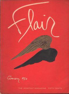 Flair February, 1950