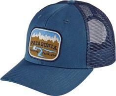 68d69a14aaf Patagonia Men s Pointed West Trucker Hat Mens Trucker Hat