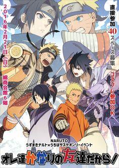 Sasuke and Naruto | Friends for life