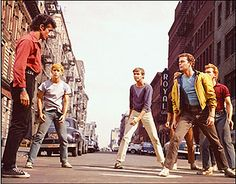 Repeat- Writings on Architecture: Time Regained - West Side Story in 70mm