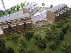 Inmobiliaria 18 - Arte-Escala | Especializada en la construcción de Maquetas, prototipos, corte por láser, impresión 3D