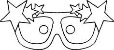 dibujos mascaras carnaval colorear - Buscar con Google