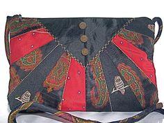 riidejääkidest valmistatud kott mis on loodussõbralik