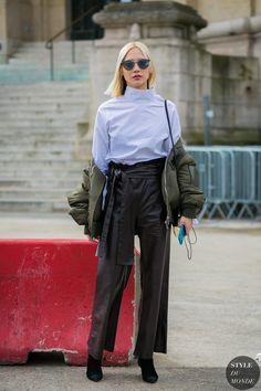 Soo Joo Park by STYLEDUMONDE Street Style Fashion Photography