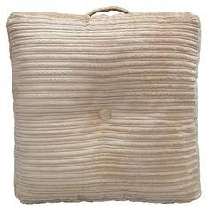 Hi-Lo Plush Oversize 24-inch Floor Cushion Pillow