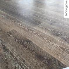 Weathered Oak Floor Reveal More Demo Sand And Sisal