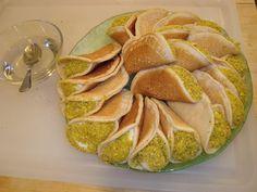 Atayif and Ashta Recipe - Mediterranean - DedeMed - Mediterranean Diet Cooking Video Recipes