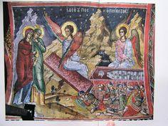 Teofan Cretanul – icoana Middle Ages, Saints, Painting, Art, Sunday, Art Background, Painting Art, Kunst, Paintings