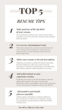 Resume Writing Tips, Resume Tips, Writing Advice, Career Advice, Hr Resume, Best Resume Format, Resume Layout, Job Interview Preparation, Job Interview Tips