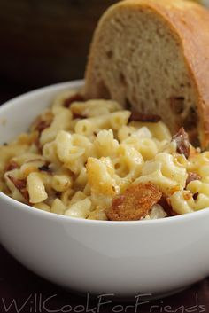 The Mother's Baked Mac & Cheese