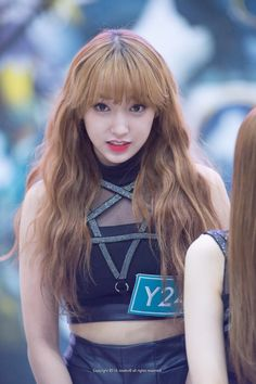 WJSN ♡ Cheng Xiao 성소 • 程潇潇 during Y24 promotions at 160521 Overwatch Festival #캣치미 #우주소녀 #바비인형