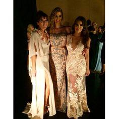 Gimena Accardi, Maria del Cerro & Lali Esposito