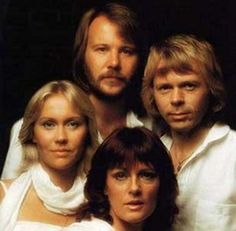 ABBA//Yeah I like Abba.  What insane person doesn't?