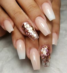 Best Nail Art is here to share with you 18 Trending Nail Designs That You Will Love! You may not love every single nail image here but you certainly will love the majority of these pretty nails. Fancy Nails, Pretty Nails, Matte Nails, Acrylic Nails, Coffin Nails, Acrylics, Hair And Nails, My Nails, Nail Envy