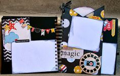 I signed up to do the mini album swap for the Scrapbooksteals.com 2013 Retreat. The retreat is something that i looks forward to ever year b...