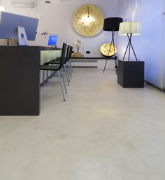 Pandomo Loft Polished Concrete