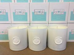 Lori Lulu and Baronessa Cali co-brand a beautiful scented candle.