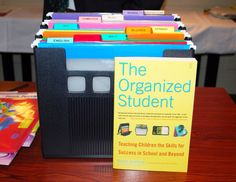 Avoiding The Meltdown:Helping Your Child Get Organized - Pinned by @PediaStaff – Please Visit http://ht.ly/63sNt for all our pediatric therapy pins