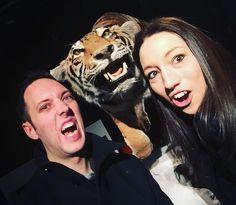 #museumofnaturalsciences #expowowbrussels #brussel #taxidermy #tiger #rawr  (Shannanasss, Instagram)