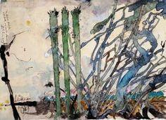 Bobethanien by Horst Janssen,