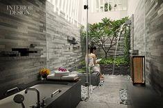 bathroom garden WOHA for InterContinental Sanya Resort in Hainan, China.  http://www.decorreport.com/a353880-golden-key-awards-2011-winners