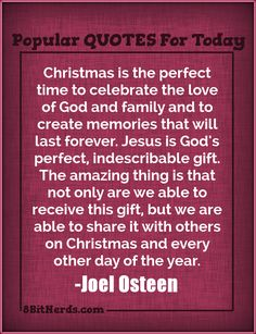 Popular Christmas Quote