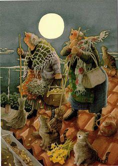 Kedili kadınlar