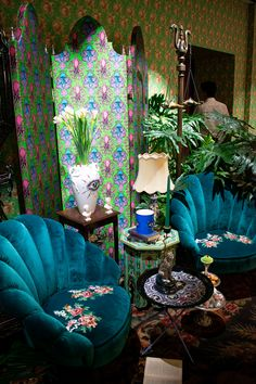 Interior And Exterior, Interior Design, Interior Decorating, Retail Interior, Maximalist Interior, Design Apartment, Deco Boheme, Colorful Interiors, Retail Displays