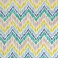 The G4487 Aquamarine upholstery fabric by KOVI Fabrics features Chevron, Contemporary, Juvenile pattern and Blue as its colors. It is a Cotton, Made in USA, Print type of upholstery fabric and it is made of 100% Cotton material. It is rated Exceeds 15,000 double rubs (heavy duty) which makes this upholstery fabric ideal for residential, commercial and hospitality upholstery projects.For help please call 800-860-3105.