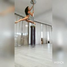 """Cupid to Allegra to superman  Here's a transition for you to try 👉from #pdcupid into a split thing into #pdsuperman. Thank you ❤️ @marlau974 for sharing this with me in this regram💬 """"Trying out a combo with my new @superflyhoneyworld outfit! I love it!! 😍😍"""""""