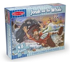 Jonah and the Whale puzzle