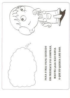 Livrinho Para o Papai - Blog Cantinho Alternativo