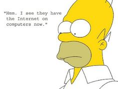 Best Of Homer Simpson Simpsons Quotes, The Simpsons, Homer Simpson Quotes, Classroom Humor, Word Up, Haha Funny, Funny Stuff, Mind Blown, Bart Simpson