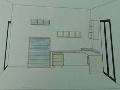 Progetto zona studio.