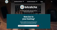 Is Your Website Up to Speed? Bitcatcha Can Help